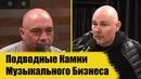 Подводные Камни Музыкального Бизнеса - Билли Корган в подкасте Джо Рогана