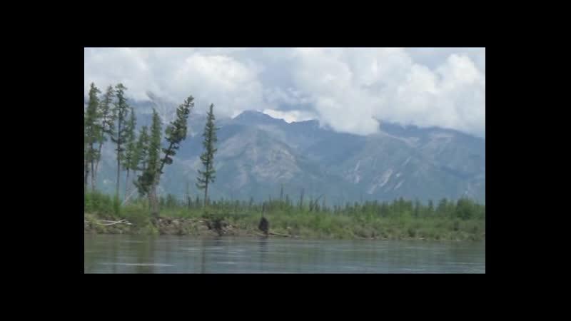 Видеокамера - Река Чара - 16 июля