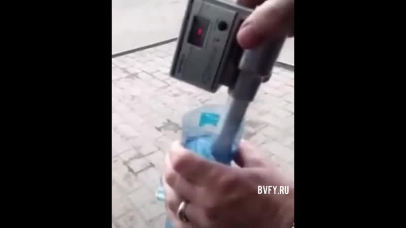 Если чуть чуть проверить бензин на заправке