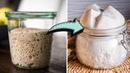 Как из ржаной закваски сделать пшеничную Левито Мадре 50% влажности / Как быстро перекормить leaven