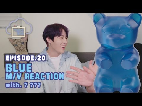 [구르미TV] EP.20 'BLUE' M/V REACTION!! with ? | 하성운