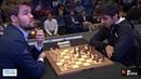 The shortest game of Magnus Carlsen's chess career