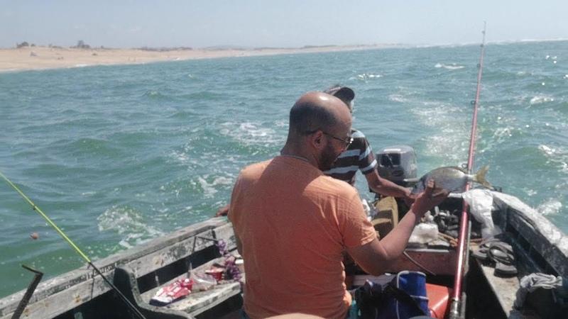 Pêche Maroc 2019 Mazagan Oualidida