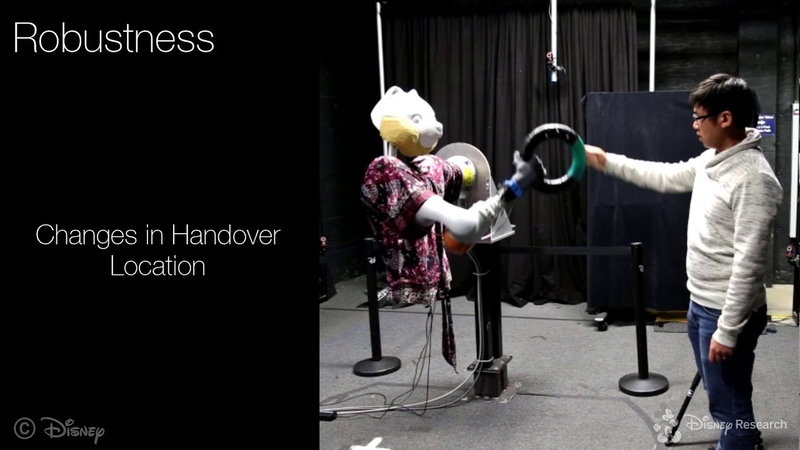 Fast Handovers with a Robot Character Small Sensorimotor Delays Improve Perceived Qualities