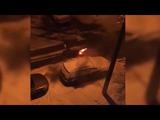 Девушка спасла авто в Тульской области