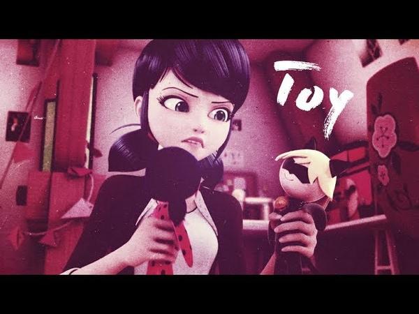 Леди Баг | Шиго | Toy (HPB, Kizana Sunobu💜🎉)