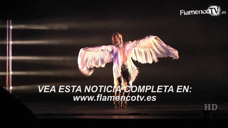 Ballet Nacional de España 'Ángeles Caídos' Rubén Olmo
