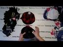 № 2249 Шапки перчатки шарфики Сток детское OVS Италия цена за кг 2100 руб вес 5 кг Отснят 100%
