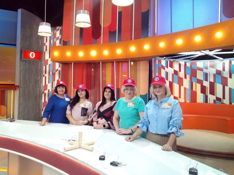Команда педагогов – городошников приняла участие в съемках телевизионной игры «Сто к одному», изображение №1
