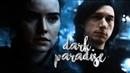 Rey kylo ren/ben solo dark paradise TLJ SPOILERS