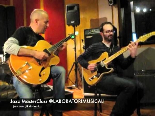 LaboratoriMusicali : master class con Bebo Ferra Solar( M. Davis )