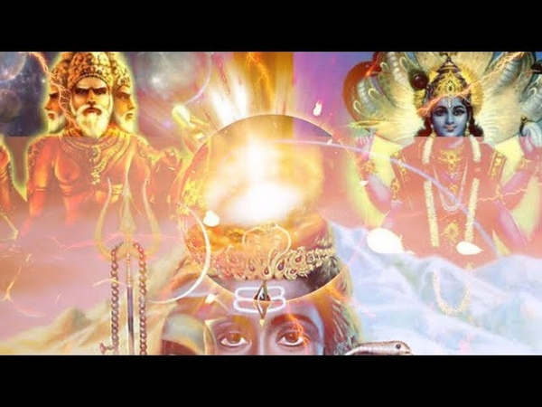 Явление Бхайравы. История о Величии Шивы. Про спор Брахмы и Вишну