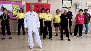 Master Li Deyin Tai Chi Hawaii Yang 24 #1 everydaytaichi lucy chun Honolulu, Hawaii