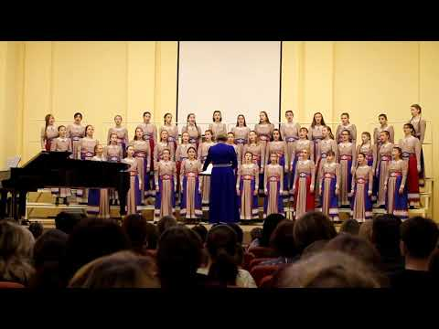 Образцовый коллектив России и Карелии концертный хор Теллерво