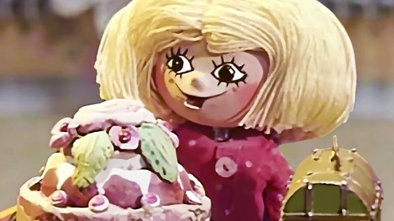 Дом для Кузьки 1984 Кукольный мультфильм Золотая коллекция