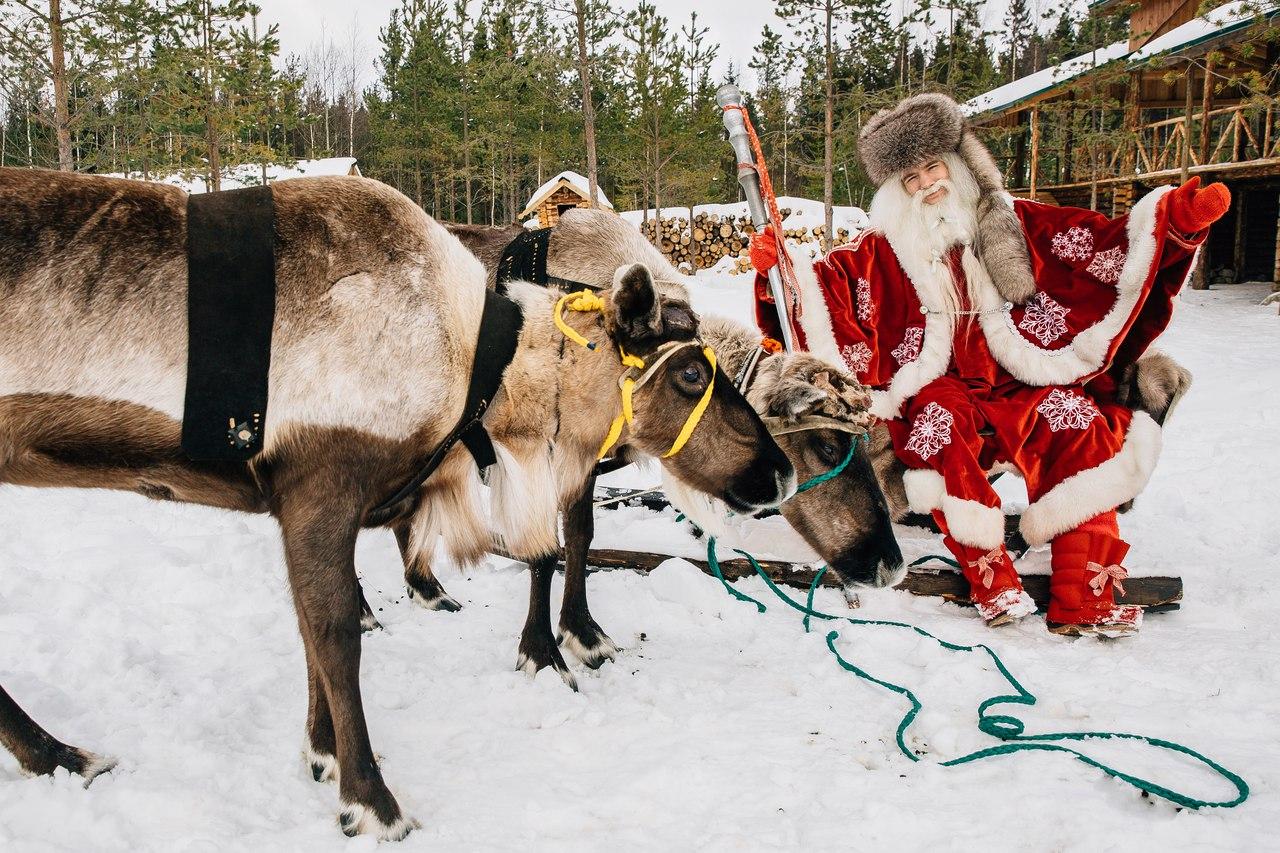 WoHR8Y2j5vA Новогодние каникулы 2020 в Карелии