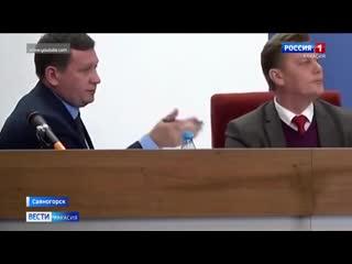 Мэра Саяногорска задержали за рулем в нетрезвом состоянии