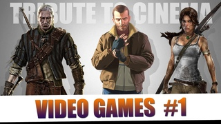 Tribute to Cinema in Video Games: Part 1