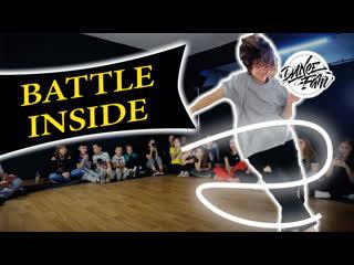 Battles Inside - Dance Fam