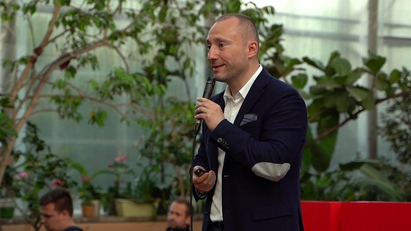 Андрей Останин - Пять вопросов сотрудников, ответы на которые приведут ваш бизнес в будущее/ Я компания. TED-X