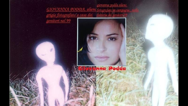 Giovanna Podda LE SUE FOTO ORIGINALI RAPITA E MESSA INCINTA DAGLI ALIENI