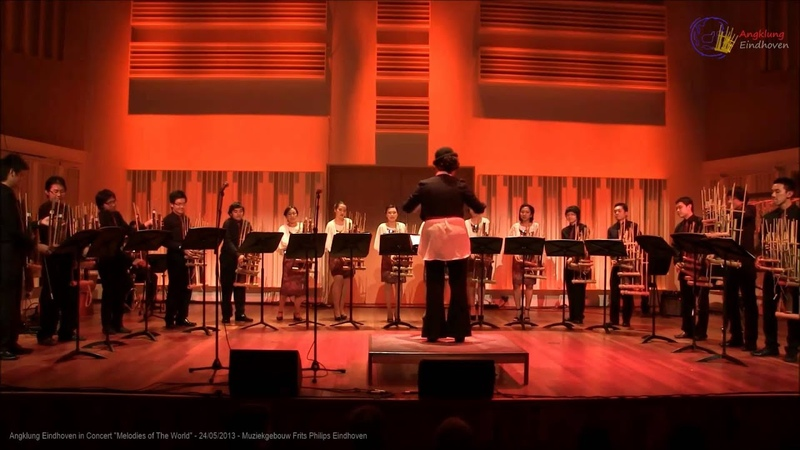 Angklung Eindhoven Let It Be Yesterday Obladi Oblada