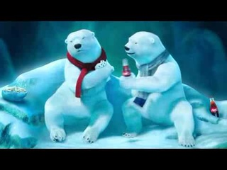 Coca Cola Coke Polar Bears Super Bowl 'Superstition' TVC Commercial Advert 2012 on Watching the Game