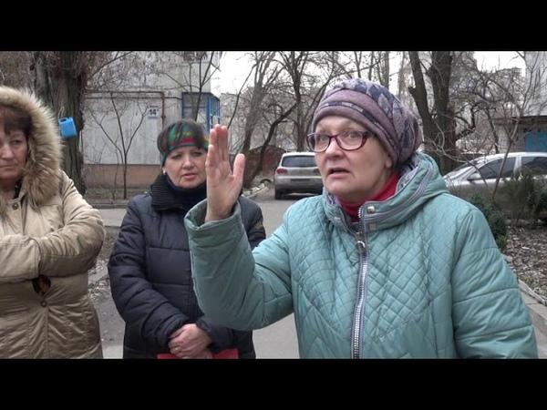 Мешканці у Сєвєродонецьку нарікають на недбале ставлення керівництва ОСББ до їх проблеми