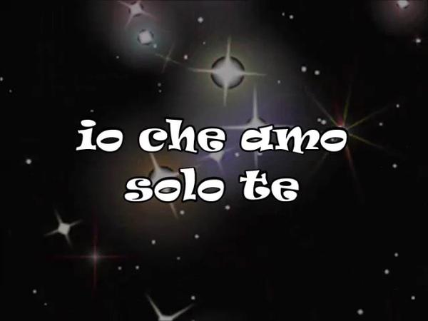 ~♡`♥~ALESSANDRA AMOROSO IO CHE AMO SOLO TE~♡`♥~