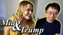 ♬♬ Mia Malkova Trump Sing: A Whole New World ♬♬