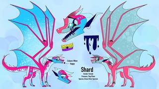 Shard Reference - Speedpaint
