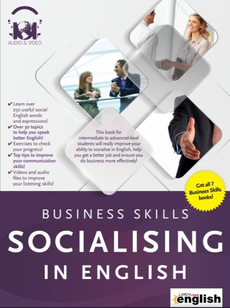 Socialising In English-Business Skills by Hot English Publishing UserUpload