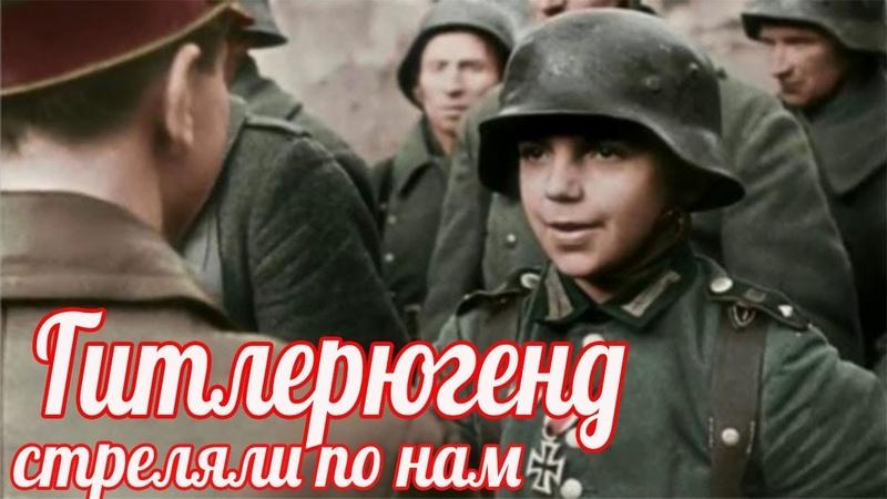 О детях из Гитлерюгенд, которые стреляли по Советским танкам. Воспоминания Карпенко М.В.