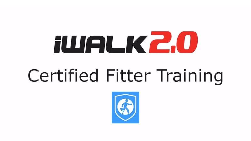 IWALK2 0 Certified Fitter Training