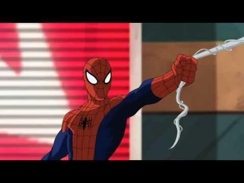 Совершенный Человек Паук 1 серия 1 сезон