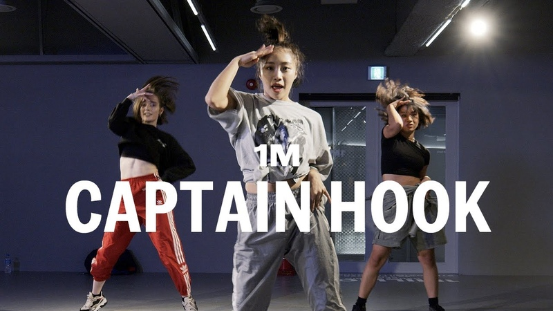 Megan Thee Stallion Captain Hook Amy Park Choreography