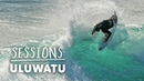 Jack Freestone Mason Rizal Kelly and more put on a surfing super session at Uluwatu Sessions