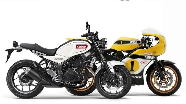 Возможен ли выпуск Yamaha XSR 300?!