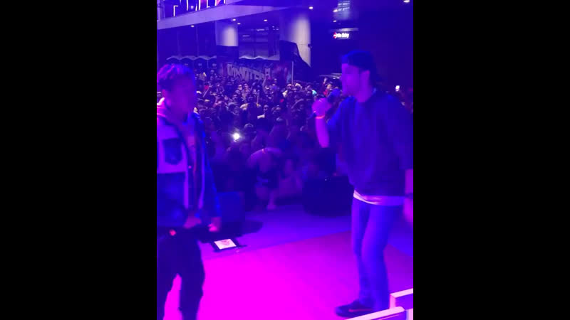 Ybncordae Brought a fan onstage and asked him could he rap @anderson._paak parts on RNP