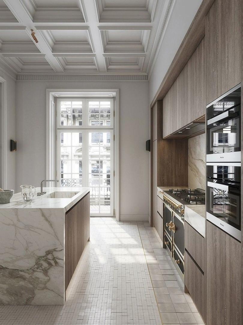 Современная классика: квартира 182 м² в Милане от студии Gori