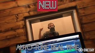 Студия звукозаписи One Day - Автотюн в реальном времени   Autotune Real Time OneDay BLACK