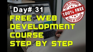How to make a complete website with HTML and CSS - Day 31   (Easy Explanation in Nepali )