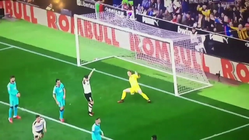Гол Джорди Алба в ворота Барселоны Goal jordi alba