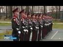 Шупашкарта Атӑл тӑрӑхӗнчи кадетсен спартакиади иртрӗ