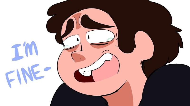 I'm fine Steven Universe Future Fan Animation