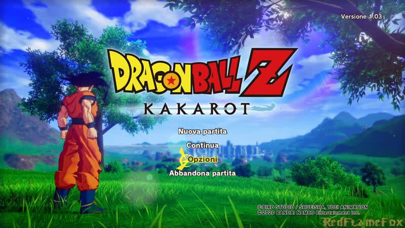 VEGETA CERCA LE SFERE Dragon Ball Z Kakarot LIVE ITA