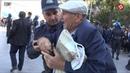 Etirazçı Bu Lazım gəlmədi torpaq daha lazım olmadı dedi polislər qoluna girdi