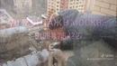 Демонтаж кондиционера при ураганном ветре