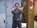 Lee Kong -Yong Chun White Crane - Saam Jin (永春白鶴拳 - 李剛師傅 - 三战)