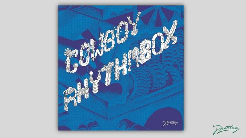 Cowboy Rhythmbox Rattle PH41